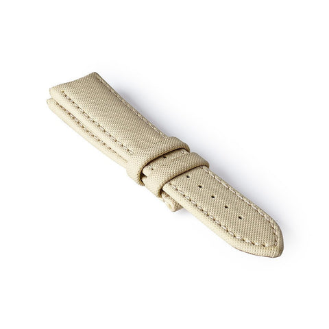 Rubber Strap - Cream