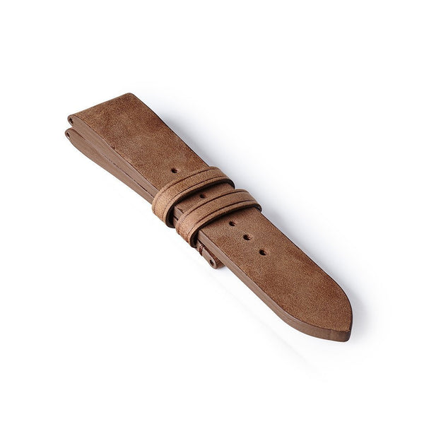 Vintage Leather Strap - Light Brown