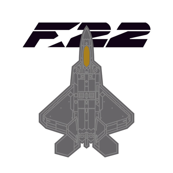 F-22 Second Edition Deposit - Military Access Only