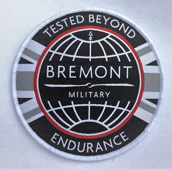 Bremont Military Patch