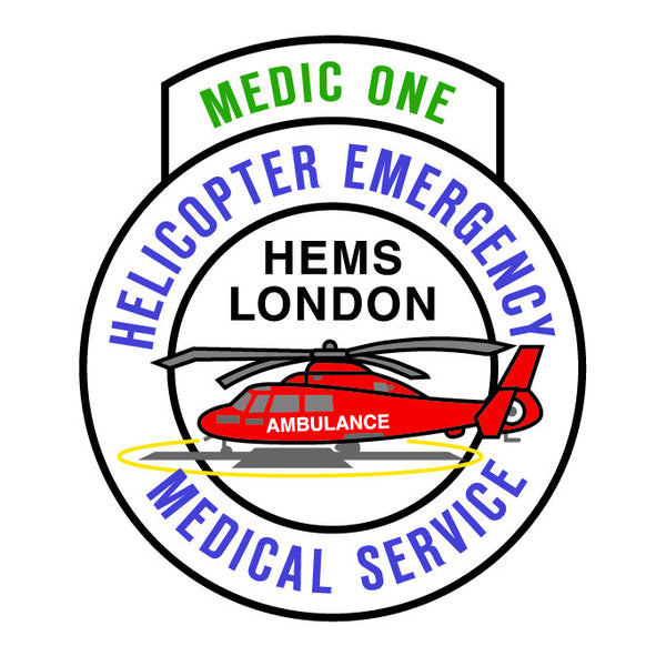 London's Air Ambulance £500 Deposit - Special Projects Access Only