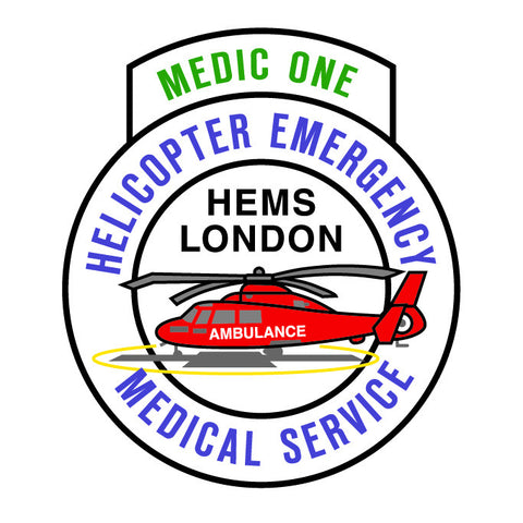 London's Air Ambulance Deposit - Special Projects Access Only