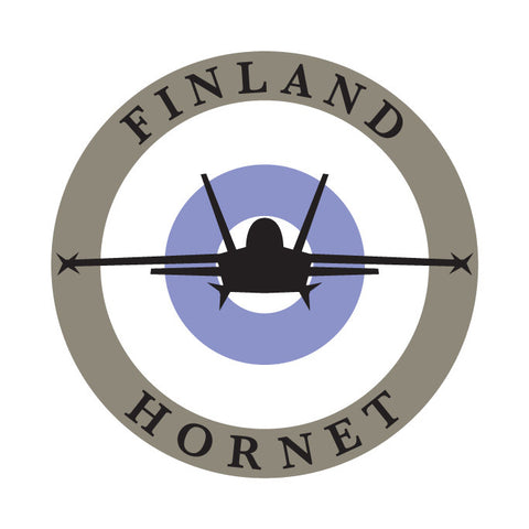 Finnish Airforce Hornet Deposit - Military Access Only
