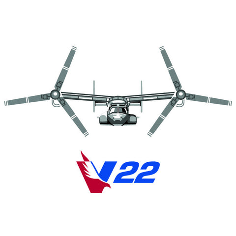 MV-22B Deposit - Military Access Only
