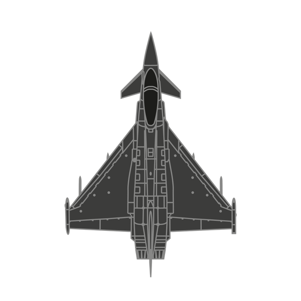 RAF Typhoon Deposit - Military Access Only