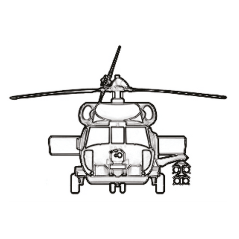 RAN MH-60R Deposit - Military Access Only