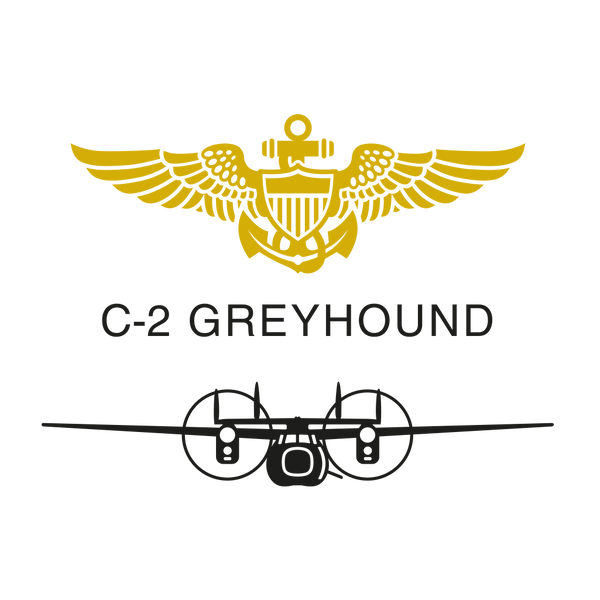 C-2 Greyhound Deposit - Military Access Only
