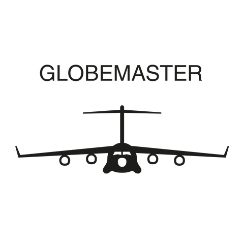 C-17 Globemaster Deposit - Military Access Only