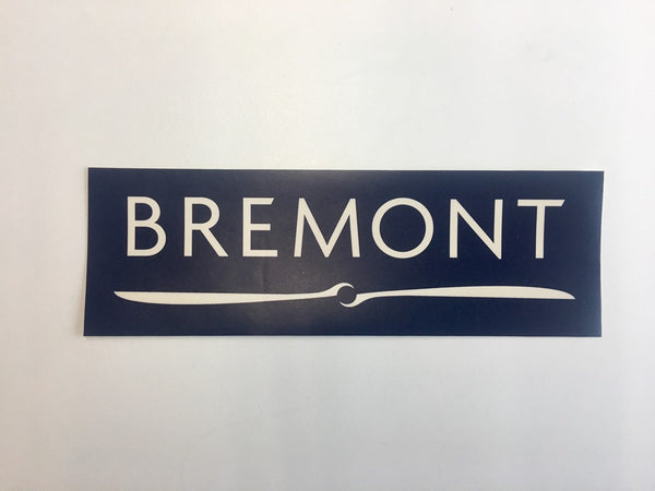 Bremont Military Car/Plane Stickers