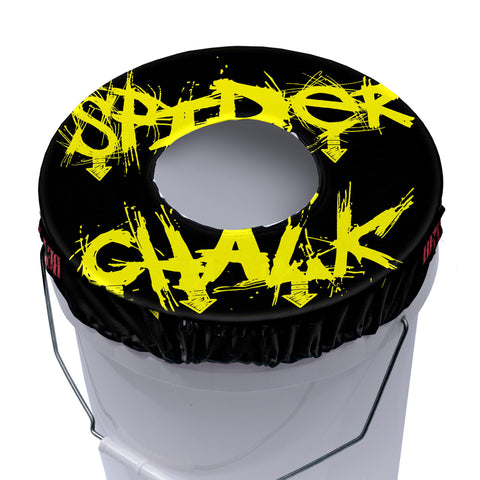 Spider Chalk Bucket Topper