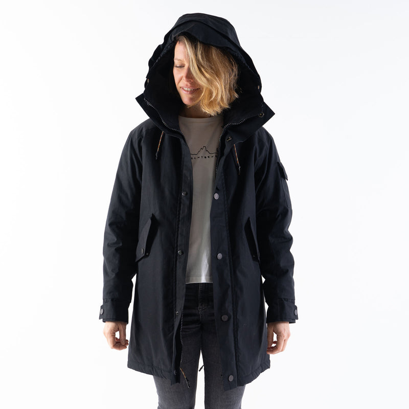 The WINTER JACKET black