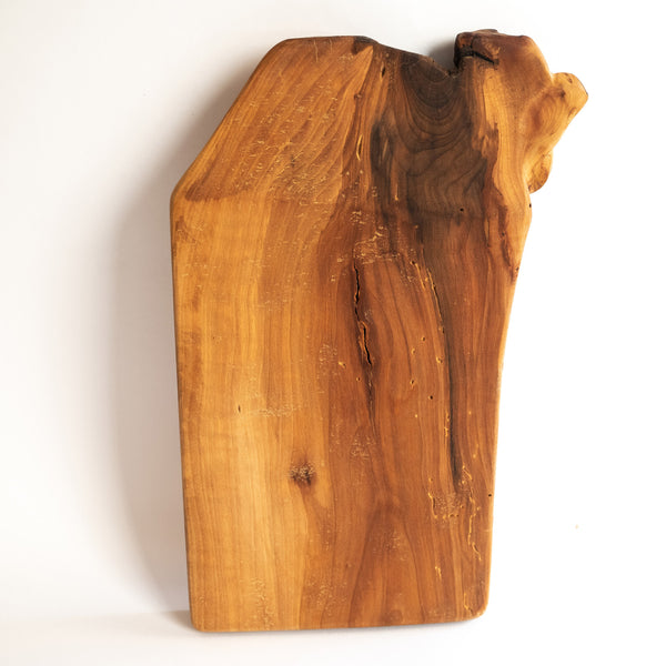 The WOODEN BOARD PLUM N°1