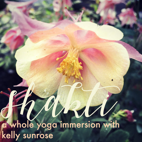 Shakti // A Whole Yoga Immersion