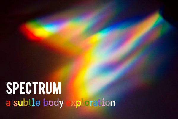 SPECTRUM: A Subtle Body Exploration
