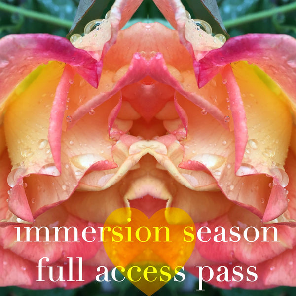 2018-19 Whole Yoga Immersion Season ALL ACCESS Pass
