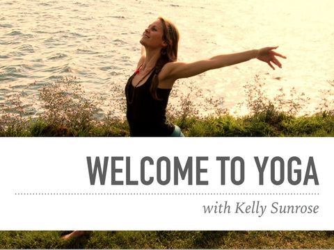 Welcome to Yoga: The Digital Book