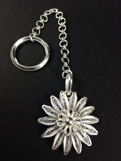 Silver Key Rings Gifts