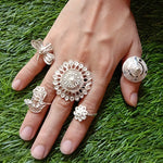 Silver Rings for women India