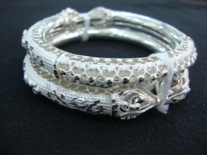 Load image into Gallery viewer, Silver Bangles