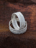 Exquisite filigree bangles