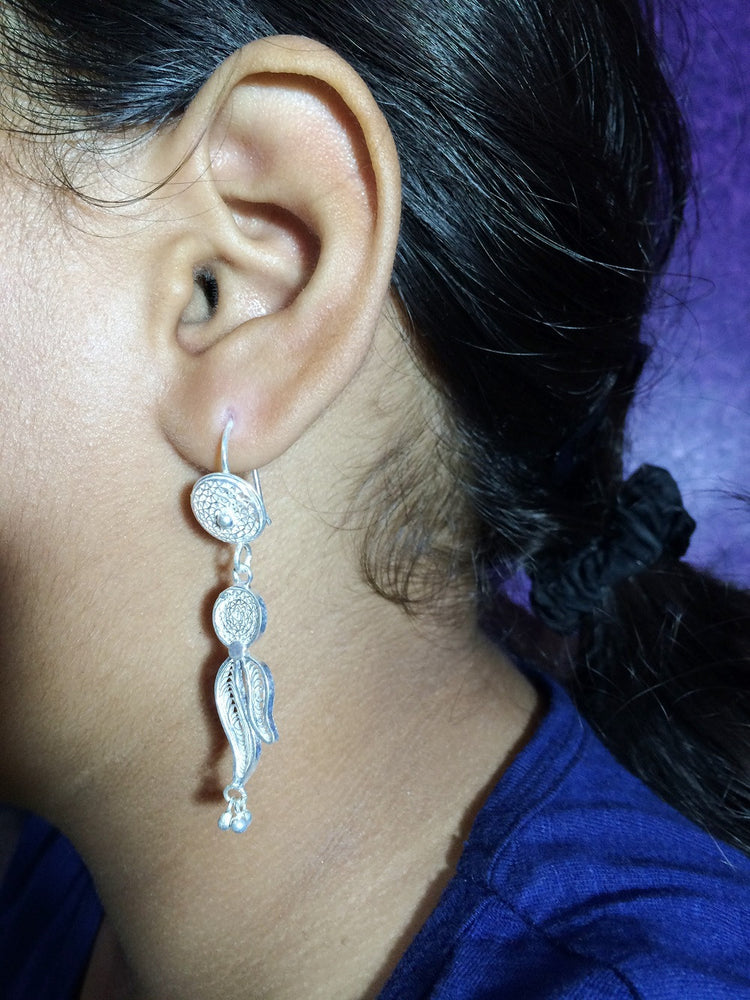 Classy earrings
