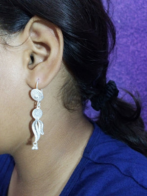 Ethnic earrings