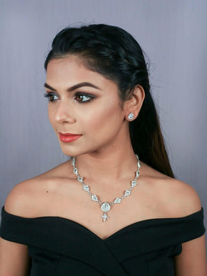 Filigree Necklaces Online by Silver Linings India