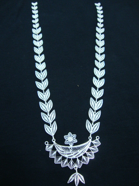 Odissi Long Necklace
