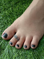 Toe cum Thumb Ring Single