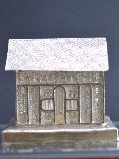 Silver Filigree House