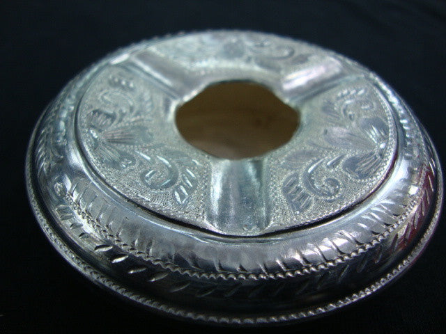 Silver Ashtray
