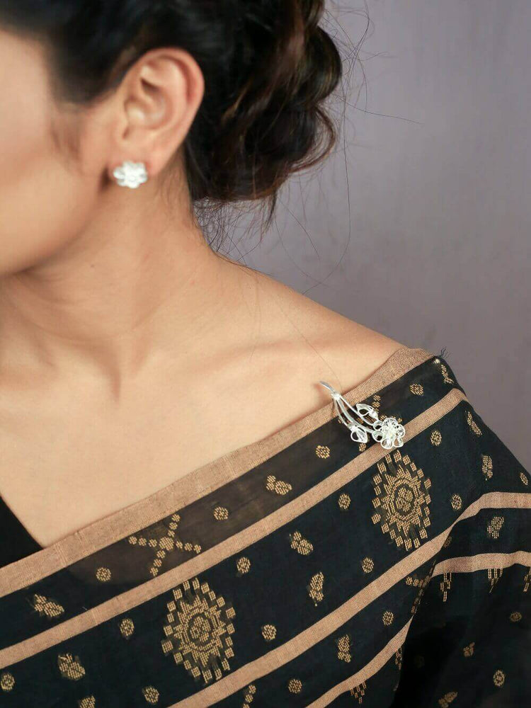 Brooch cum Saree Pin