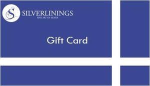 Load image into Gallery viewer, Silver Linings Gift Card
