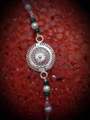 Silver Rakhi Sentiment