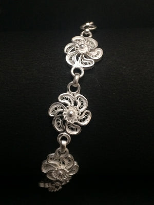 Load image into Gallery viewer, Silver Bracelets for women