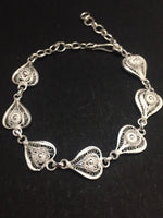 Silver Filigree Anklets Cuttack