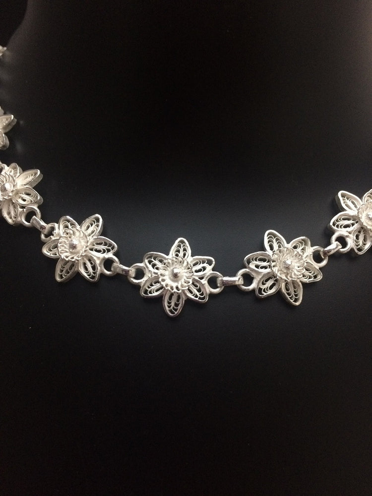 Silver Filigree Jewelry Cuttack