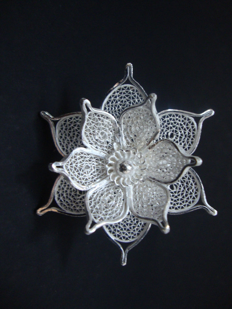 Silver Filigree Rings Cuttack