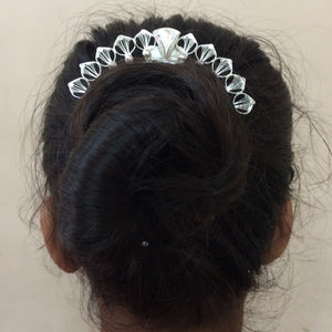 Silver Hair Jewelly