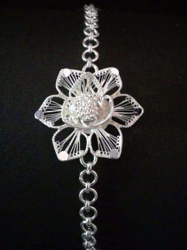 Silver Rakhi - The mysterious YOU