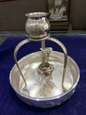 Load image into Gallery viewer, Silver Shivling