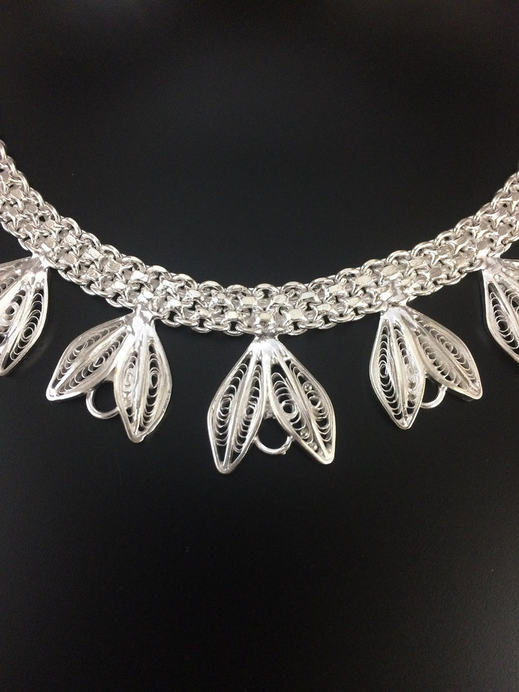 Silver filigree Cuttack