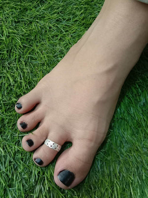 Toe Ring Thumb Band Single