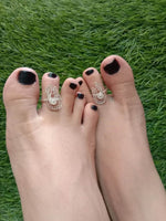 Morni Toe Rings