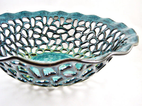 Lace Fruit Bowl