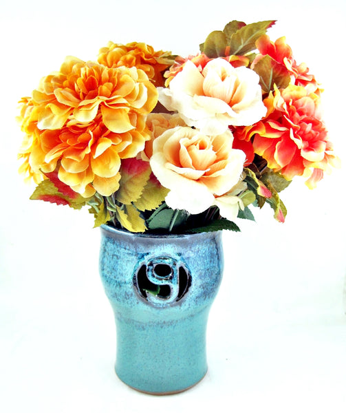 9th Anniversary Pottery For Wedding: Pottery 9th Wedding Anniversary Vase