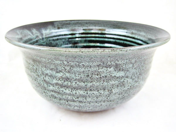 Ramen Noodle Bowl in Dark green - L (Made to order)