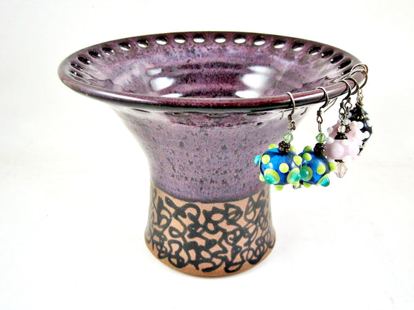 Purple Jewelry Organizer from Twist collection - In stock