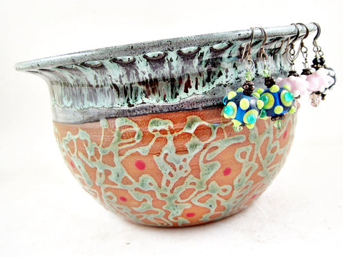 Jewelry bowl from The Twist collection