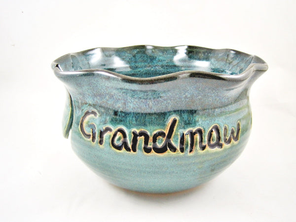 Personalized yarn bowl - Made to order
